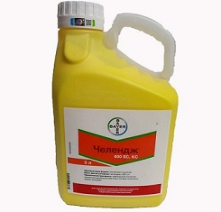 Гербицид, Bayer, Челлендж1