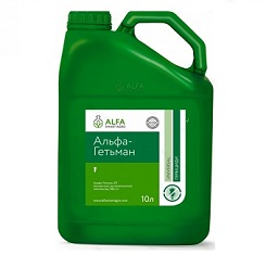 Гербицид, Alfa Smart Agro, Альфа-Гетьман1