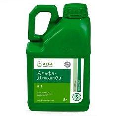 Гербицид, Alfa Smart Agro, Альфа-Дикамба1