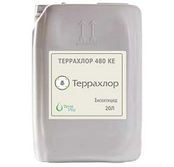 Инсектицид, Terra Vita, Террахлор1