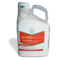 Гербицид, Bayer, Зенкор Ликвид1