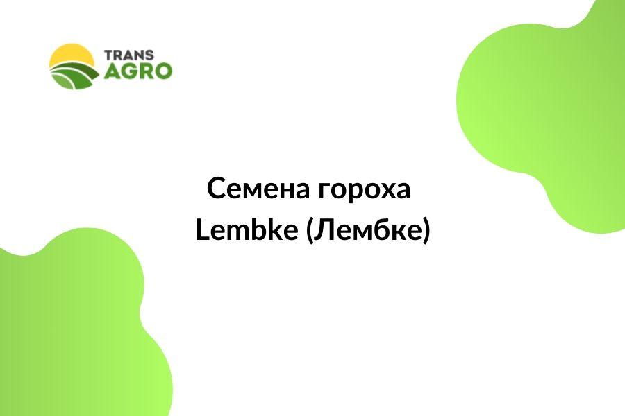 купить семена гороха Lembke (Лембке)