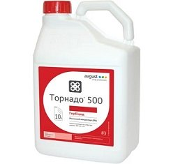 Гербицид, Avgust, Торнадо 500-1